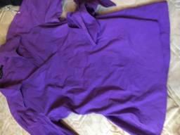 Kit 6 blusas tamanho m