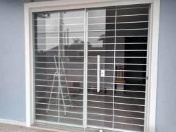 Grades para portas e janelas em ate 10 vx