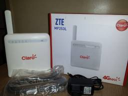 Modem 4G zte MF253v Wifi de Chip