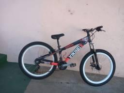 Bicicleta 2 anos de uso
