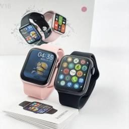 Smartwatch HW12 faz e recebe ligações