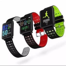 Smartwatch F3 Relógio Inteligente