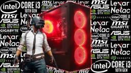 PC Gamer Intel i3-10105F + GeForce GTX 1650 | Novo c/ Garantia!