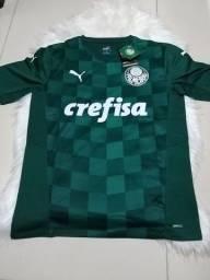 Palmeiras Lançamento Home 21/22