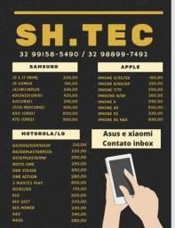MANUTENÇÃO DE SMARTPHONES, TABLETS E NOTEBOOKS.
