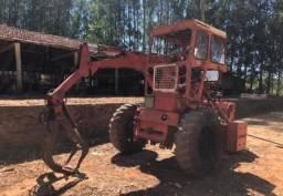 Título do anúncio: Trator Massey Ferguson 265 4x2 ano 00 carregadeira florestal