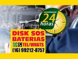 BATERIA 24 MESES DE GARANTIA R$199,00