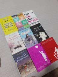 Livros 10 reais cada um
