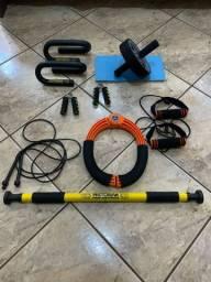 Kit de Ginástica, Fitness e Musculação