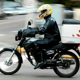 Sou motoboy