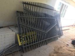 Grade e portão
