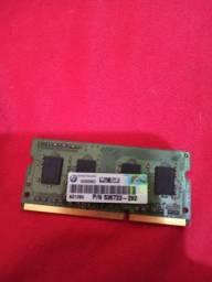 Memória 2GB PC3 10600S<br><br><br>
