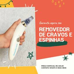 REMOVEDOR DE CRAVOS E ESPINHAS