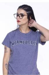 Camisetas femininas ( T-shirts)