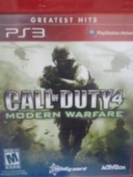 Call of duty4 modern warfare ps3