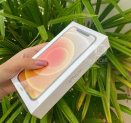 IPhone 12 128gb Branco ZERO LACRADO (NOTA FISCAL GARANTIA)