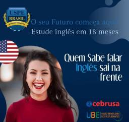 Fale inglês em 18 meses!