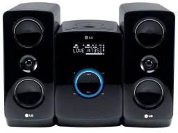 Micro System Hi-fi LG Fa164 160w Cd Mp3 Usb Dock P2