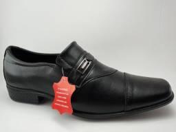 Sapato social masculino Em Couro Promoção