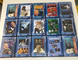Coleção Dvds Estrelas do Brasil !!