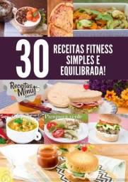receitas fitness simples e equilibrada