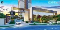 Apartamento com 2 dormitórios à venda, 55 m² por R$ 250.000,00 - Parque da Gávea - Maringá