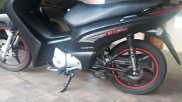 Honda biz 2014 completa, baixa km