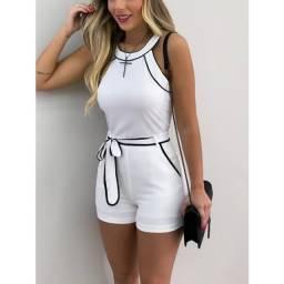 Conjuntos blusa e short