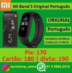 Xiaomi Mi Band 5 Original Novo zap * Pix $170