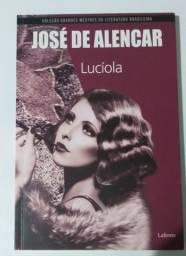 Livro Lucíola de José de Alencar