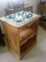 Fabrico balcão para fogão loop top