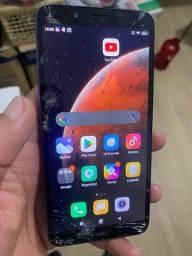 REDMI 7A Xiaomi - Tela Trincada