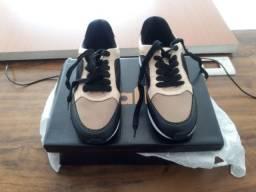 Tênis Usaflex na Caixa novo Tamanho 35