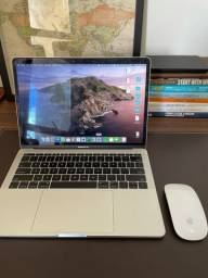 MacBook Pro Retina 2017 + Magic Mouse