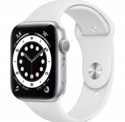 Apple Watch series 6 44mm novo lacrado na caixa