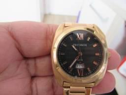 Relógio Feminino Dourado - Marca Technos