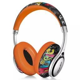 Fone de ouvido Bluetooth Bluedio A2
