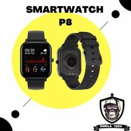 Smartwatch relógio  P8