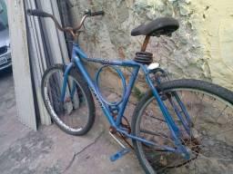 Bicicleta Caloi Barra Forte Original