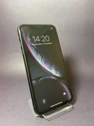 iPhone XR Preto semi novo