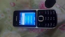 Celular nokia simples NÃO é android recebe e faz chamada tem Bluetooth
