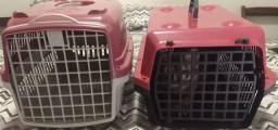 Caixa de transporte para cachorro/gato