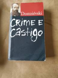 Livro CRIME E CASTIGO