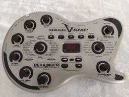 Pedaleira Vamp Bass