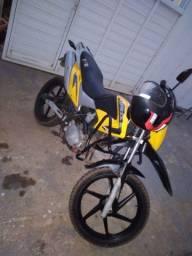 Vendo moto Bros 150