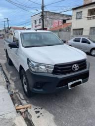 Hilux Cs 4x4 diesel 2019.