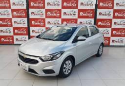 Gm Chevrolet Onix LT 2019 Prata Muito Novo ipva 2021 pago!!!