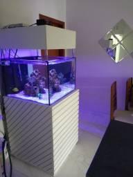 Lindo aquario - aceito troca