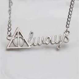 Colar Always Relíquias Da Morte - Harry Potter