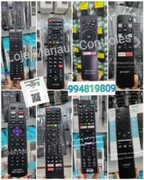 Controle de Tv e Diversos aparelhos é na Manaus Controles ( Leia o anúncio )